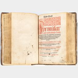 Harmenopulus, Constantine (1320-c. 1385) Handbuch und Ausszug Kayserlicher.