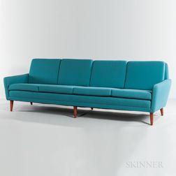 Four-cushion Sofa