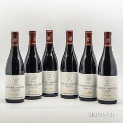 Drouhin Laroze Clos de Vougeot 2013, 6 bottles
