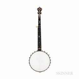 S.S. Stewart Five-string Banjo, c. 1890