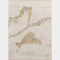 (Nautical Charts, Massachusetts), Survey of the Coast of the United States