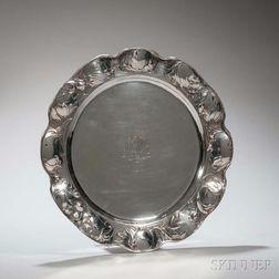Gorham Martelé .950 Silver Tray
