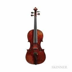Violin, Ascribed to Stefano Scarampella