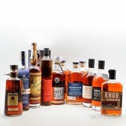 Mixed American Whiskey, 11 750ml bottles (1pc)