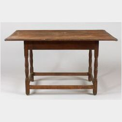 Pine, Maple, and Oak Tavern Table