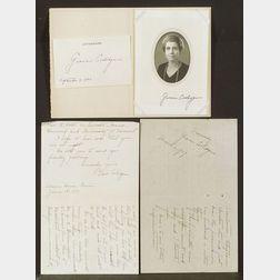 Coolidge, Grace (1879-1957)