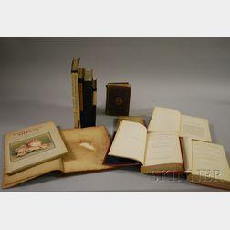 Nine Titles in Eleven Volumes