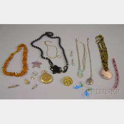 Group of Mostly Costume Jewelry