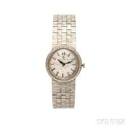 Baume & Mercier 14kt White Gold Lady's Wristwatch