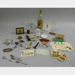 Group of 19th and Early 20th Century Collectible Items