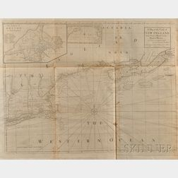 The English Pilot. Describing the West India Navigation from Hudsons Bay to the River Amazones. Particularly Delineating the Coasts, C