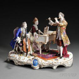 Porcelain Musician Group