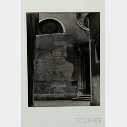 Todd Webb (American, 1905-2000)      Venice, Italy