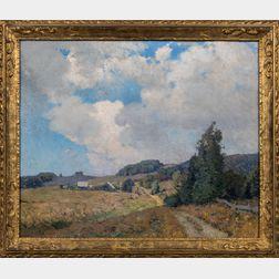 William Jurian Kaula (American, 1871-1953)      Midsummer