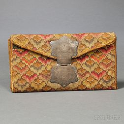 John Stevens Jr. Woolen Needlework Pocketbook