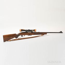 Winchester Model 88 Lever-action Rifle
