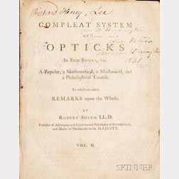 Washington, Bushrod (1799-1829) and Lee, Richard Henry (1732-1794), Their Copy