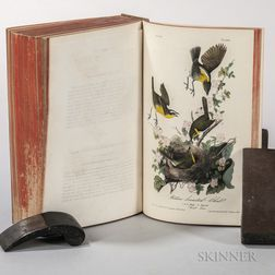 Audubon, John James (1785-1851) The Birds of America  , Octavo, Volume III.