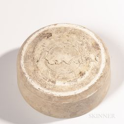 Paul Revere Pottery Mold