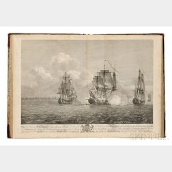 Orsbridge, Lieutenant Philip (d. 1766) These Historical Views of ye Last Glorious Expedition of his Britannic Majestys Ships and Force