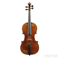 Czech Violin, John Juzek, Prague, 1939