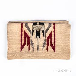 Navajo Wool Purse