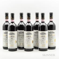 Bruno Giacosa Barolo Falletto di Serralunga dAlba 2001, 7 bottles