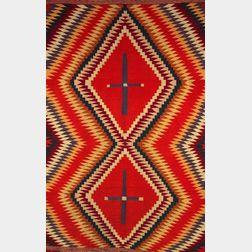 Southwest Germantown Eye-Dazzler Weaving