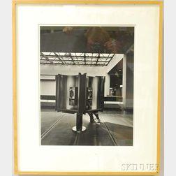 Stephen DiRado (American, b. 1957)    Two Photographs: Untitled