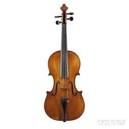 American Violin, W.B. McLaughlin