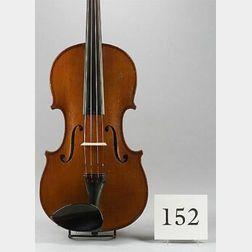 French Violin, J. B. Collin-Mezin, 1908