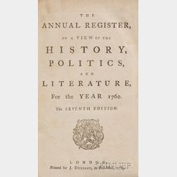 (English Culture, 18th century)