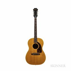 Epiphone FT45N Cortez Acoustic Guitar, 1966