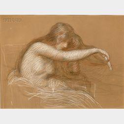 Philip Leslie Hale (American, 1865-1931)      Untitled