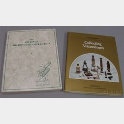 Two Microscopy Reference Books