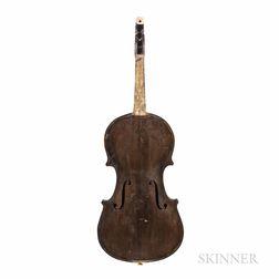 American Violin, Samuel O. Joy, Dighton, 1949