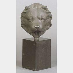 Madeleine Park (American, 1891-1960)  Count Camillo Sebregondi's Young Chow Ko-Ko