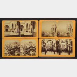Stereoscopic Views of Egypt, Jerusalem and Europe by J. Andrieu
