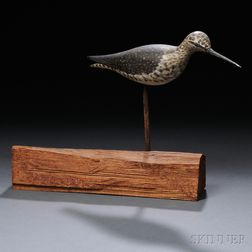 Greater Yellowlegs Decoy