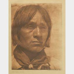 Edward Sheriff Curtis (American, 1868-1952)      Kyello, Santo Domingo / (Plate 558)