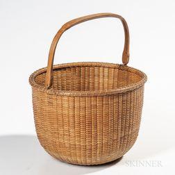 Nantucket Swing-handle Basket