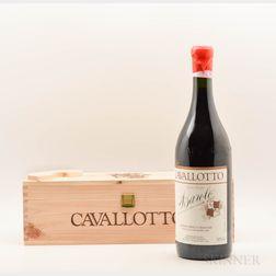 Cavallotto Fratelli Barolo Bricco Boschis Reserva Vigna San Giuseppe 2001, 1 magnum (owc)
