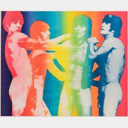 Danish School, 20th Century      Beatles Poster