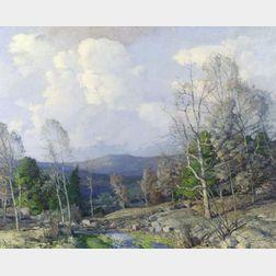 William Jurian Kaula (American, 1871-1953)    Temple Hills