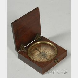 English Pocket Compass