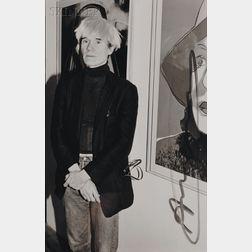 American School, 20th Century      Andy Warhol Before Ingrid Bergman