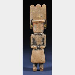 Southwest Carved Wood Kachina