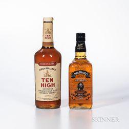 Mixed Whiskey, 1 liter bottle 1 750ml bottle