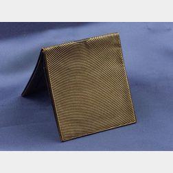 Gilt-tooled Leather Card Wallet, Wiener Werkstatte