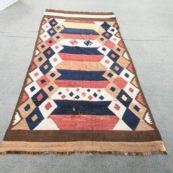 Tajik Kilim Carpet